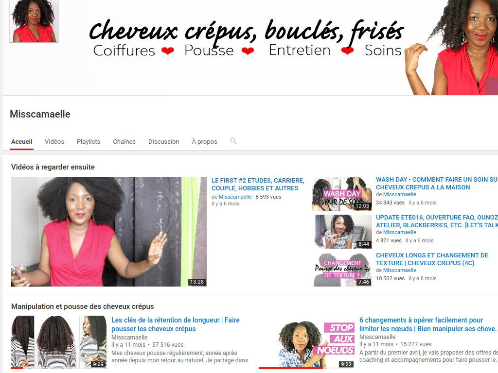 Chaine Youtube Alafolie Par Misscamaelle Alafolie Par Maelle Cabarrus