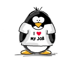 congrat's new job
