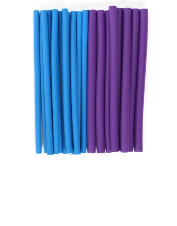 Bigoudis flexibles 4 tailles Goody