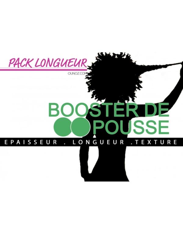 Pack BOOSTER DE POUSSE