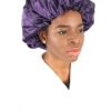 Bonnet de nuit réversible en satin Embrace The Natural You