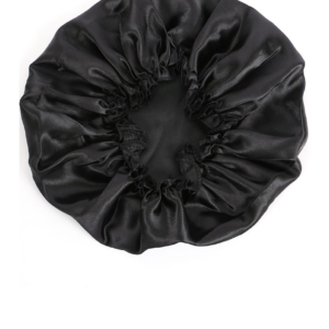 Bonnet de nuit en satin Goody