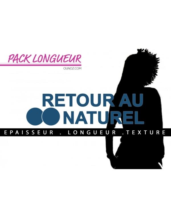 Pack RETOUR AU NATUREL